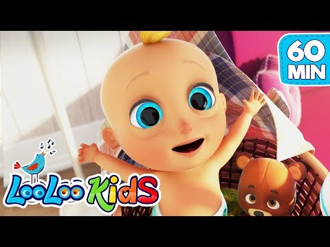 👦Peek a Boo - 💛The BEST SONGS for Kids | LooLoo Kids