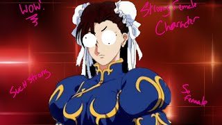 Anime Dissection  Street Fighter II The Movie