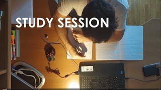 33. Studying 1 hour (25+5 x2) | Pomodoro session