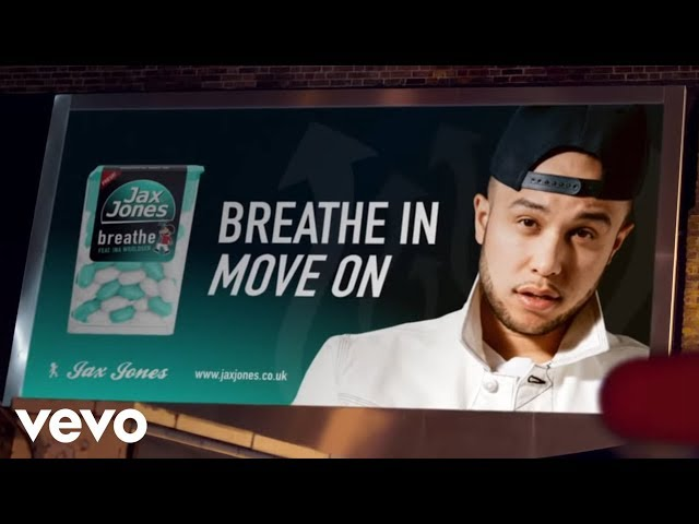 Breathe  (feat. Ina Wroldsen) - JAX JONES