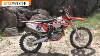2015 250cc Four-Stroke Off-Road Comparison