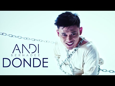 Andi Bernadee - Donde (Official Music Video)