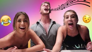 HITTING HIGH NOTES CHALLENGE **EPIC FAIL**