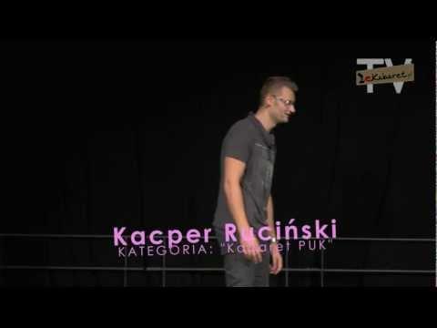 Kacper Ruciński - o Kabarecie PUK