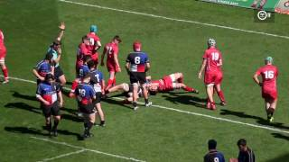 Watch all the action from Saturday's big derby win for the Eyasses