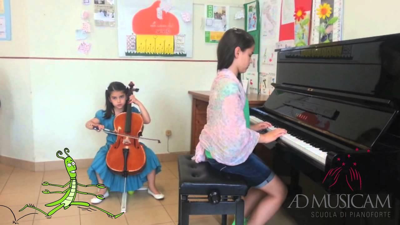 il Valzer della Cavalletta - Grupo de alumnos de Ad Musicam