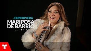 Mariposa De Barrio | Así Se Grabó Presentación De Jenni Rivera En Teatro Kodak | Telemundo Novelas