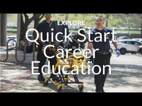 Explore Quick-Start Career Education at Mt. SAC
