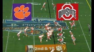 Ohio State Vs Clemson Football Bowl Game 12 28 2019