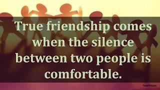 BEST INSPIRING FRIENDSHIP QUOTES