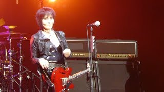 """A Hundred Feet Away"" Joan Jett & the Blackhearts@Giant Center Hershey, PA 6/30/18"