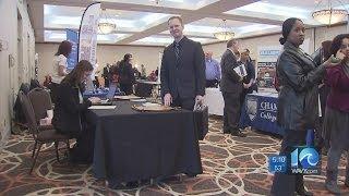 Career Expo In Norfolk