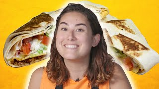 Fast Food Vs. Homemade: Taco Bell's Crunchwrap Supreme | BuzzFeed