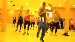 Wisin Ft Prince Royce Tu Libertad zumba by emanuel