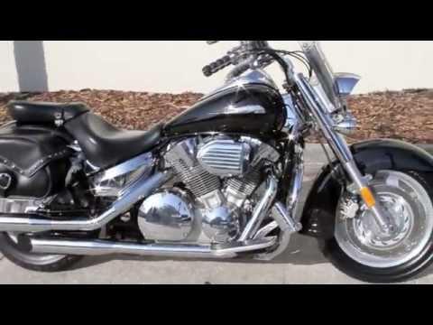 USED MOTORCYCLES FOR SALE - 2007 HONDA VTX 1300 MOTORCYCLE