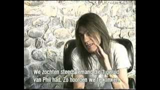 Interview with AC/DC & Live in Zurich at Letzigrund Stadion 20 June 2001