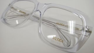 Caviar Goliath II Eyeglasses Crystal