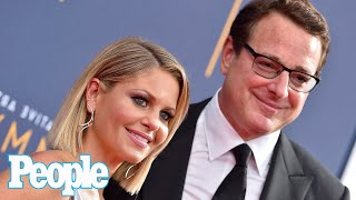 Bob Saget Comes to Candace Cameron Bure's Defense amid Comments That She's 'Fake' | PEOPLE