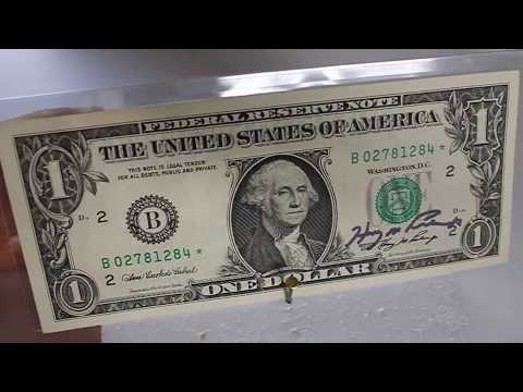 Autographed 2006 $1 Dollar Federal Reserve Note Success!!! Mp3