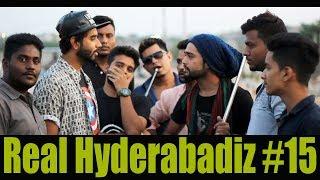 Real Hyderabadi #15 | Fight | Best Hyderabadi Comedy Video | DJ Adnan Hyd | Abdul Razzak | Acram Mcb