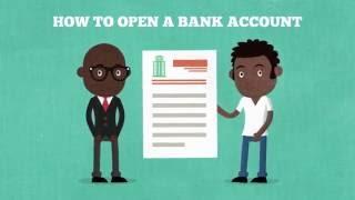 Basic Banking: Opening a Bank Account