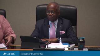 Investment Committee - Part 2 on November 18, 2019