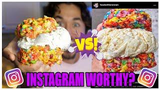 We RECREATED Viral Instagram Food (DELICIOUS)