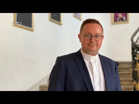 Mgr Gilles Reithinger, nommé évêque auxiliaire de Strasbourg