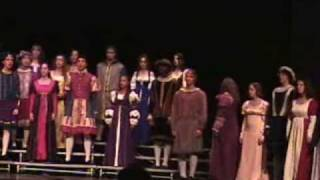 Ave Maria - Franz Biebl - Chanticleer - HHS Spring Concert 2004 - Directed by Rick Lawrence