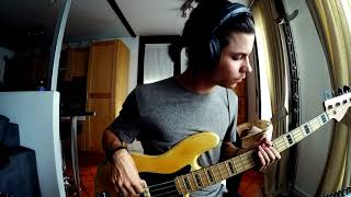 Fauve - Jeunesse Talking Blues : Bass Cover
