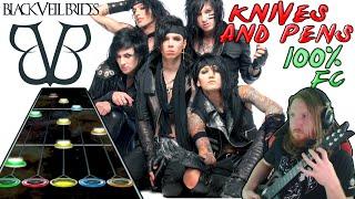 Black Veil Brides - Knives and Pens 100% FC (Guitar Hero Custom)