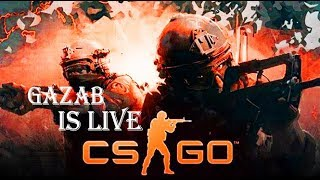 🔴 LET'S PLAY PC GAMES | CSGO COMPETITIVE 🔴 | NEW UPDATE CACHE | #csgoindia #csgolive