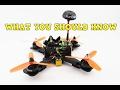 FuriBee Racing Drone First look The GOOD BAD bits