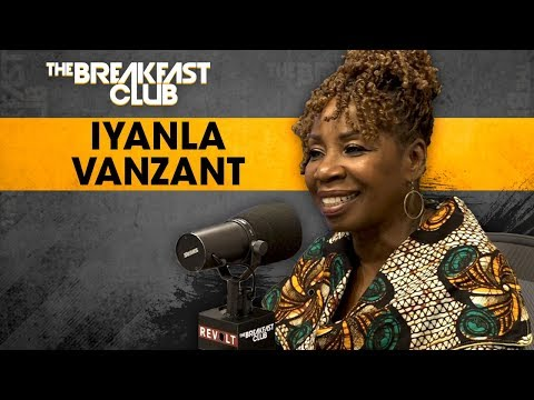 , title : 'Iyanla Vanzant On Changing Lives, Mending Her Relationship With Oprah + More'