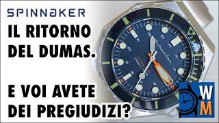 "Spinnaker Dumas SP-5081, il ritorno del ""Baby PloProf"""