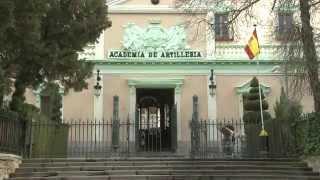 preview picture of video 'La Academia de Artillería de Segovia, 250 años de Historia'