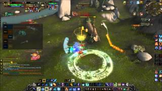 World of Warcraft - Battlegrounds Frost Mage Ownage - WRECKING BALL!!! 25/0 Twin Peaks