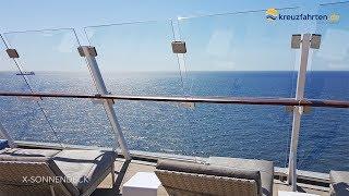 Mein Schiff 1: Rundgang