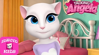 My Talking Angela Gameplay Level 480 - Great Makeover #268 - Best Games For Kids