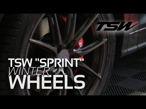 2018 Audi SQ5 Technik | New Winter Wheels | TSW Sprint | Nokian Hakkapelitta R2