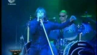 EUROPE - Love is Not the Enemy (Live in Lovech 2007)