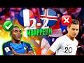 Match Amical: FRANCE/ISLANDE 2-2 🇫🇷⭐️⭐️