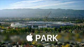 Apple Park - Новый кампус в Купертино, Калифорния