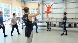 World Ballet Day - 2019 Royal New Zealand Ballet