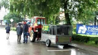 preview picture of video 'Przed Startem XVIII Półmaraton mleczny Korycin 14 czerwca 2009'