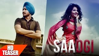 Teaser  Saadgi  Harpreet Sidhu  Beat Minister  Full Song Coming Soon  Speed Records