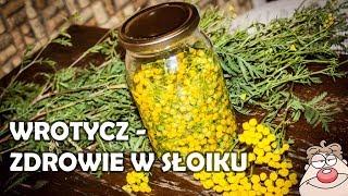 Zdrowotna nalewka z wrotyczu, przepis wg Malinowyns.pl