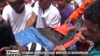 Selfie Berujung Maut Seorang Pemuda Tewas Saat Terpeleset Ke Dalam Sungai  INews Siang 14/01