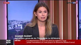 Marion Pariset - LCI - 19 Septembre 2020
