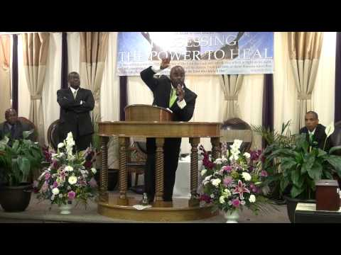 Apostolic Preaching – It's Time to Raise the Roof (Conference 2014)